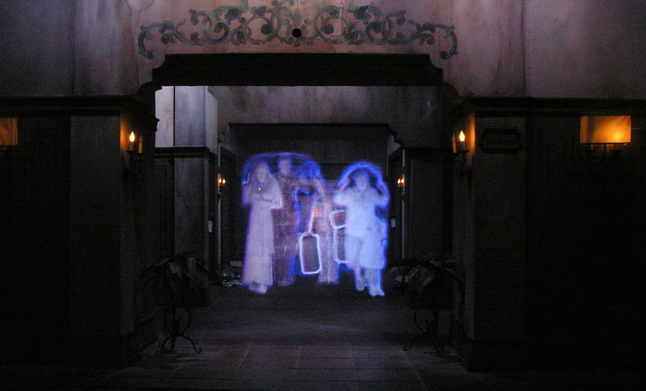 Disney Experiences 2005