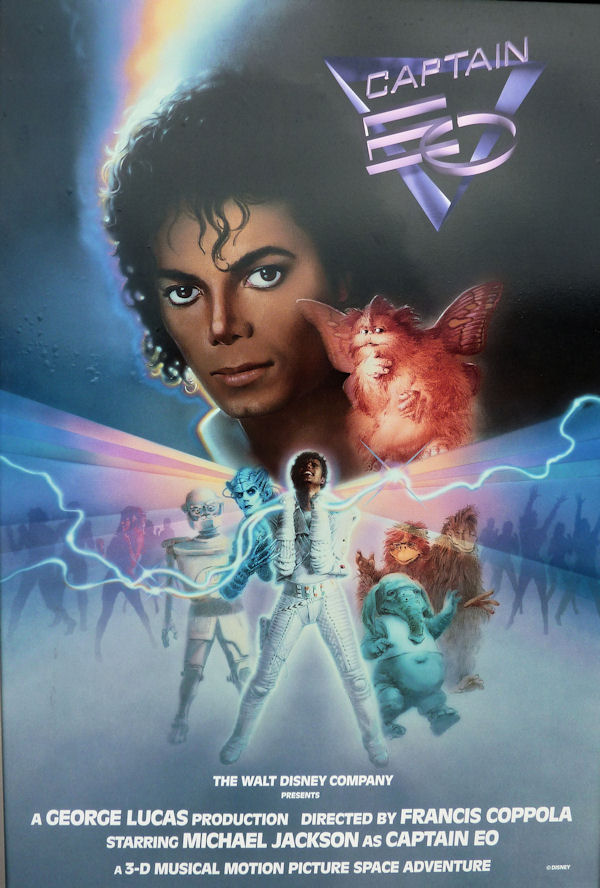 Captain Eo returns - why?