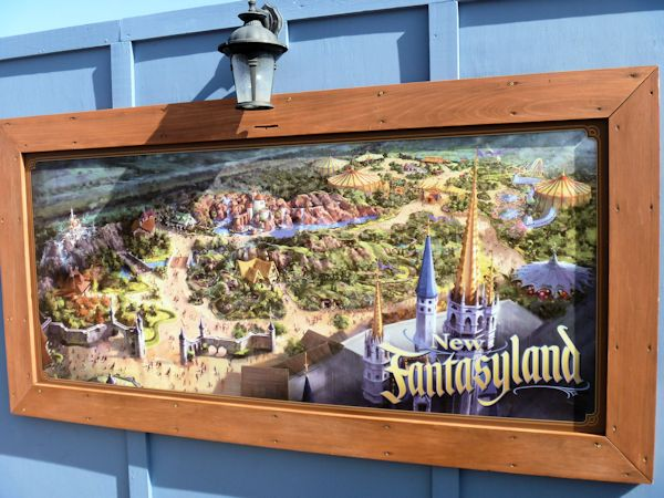 What to expect for Fantasyland.