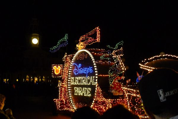 The Electrical Parade.