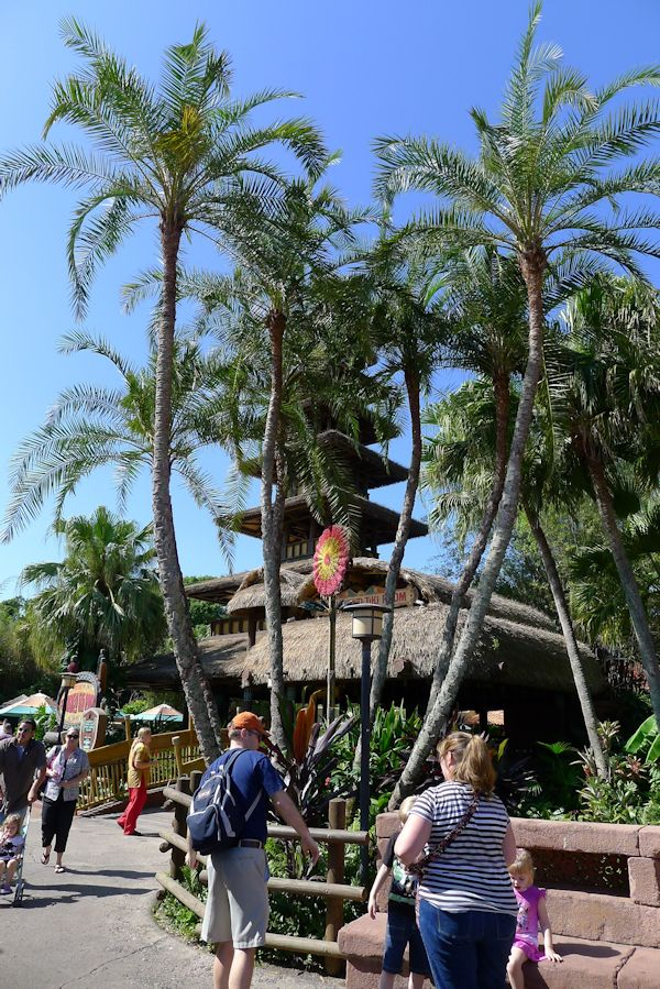 The Tiki Room.