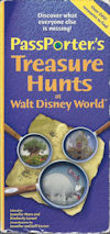 Pass Porter's Treasure Hunts At Walt Disney World