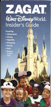 Zagat Walt Disney World Insider's Guide
