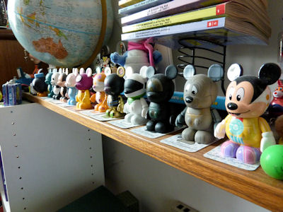 View Two of Vinylmation Collection