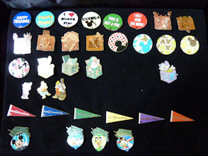 Page of pins.