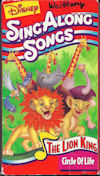 Sing Along Songs The Lion King